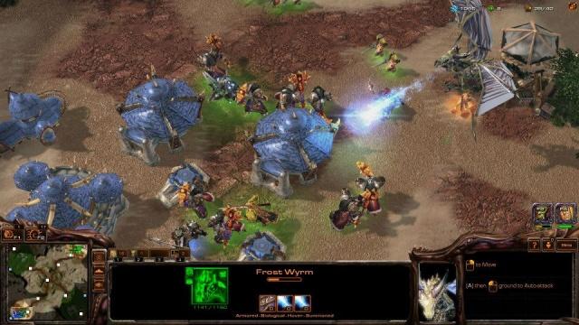 неММО: Warcraft IV. Почти