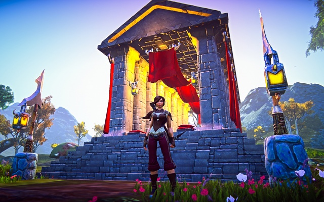EverQuest Next: EQN Landmark Livestream: November 13, 2013