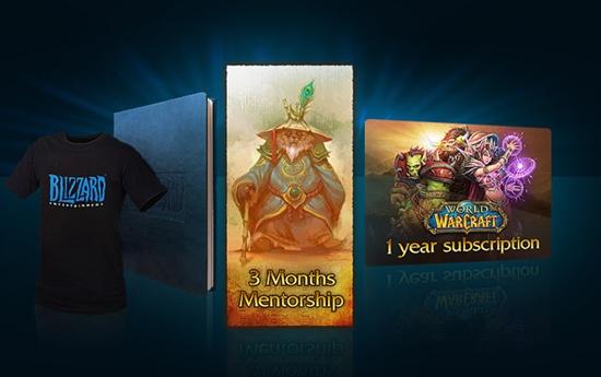 World of Warcraft: Метелица и талантовище