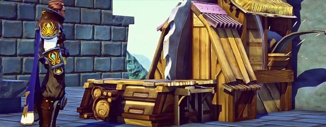 EverQuest Next: Блог им. hitzu: Мастерская выживальщика-строителя