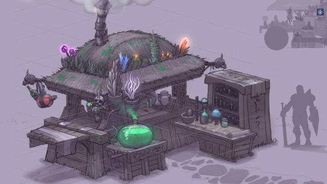 EverQuest Next: Блог им. hitzu: Мастерская строителя-выживальщика