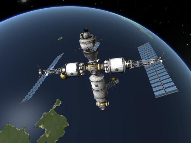Kerbal Space Program: KSS Babylon