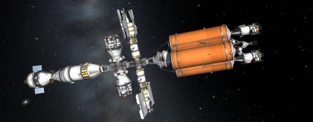 Kerbal Space Program: Spirit