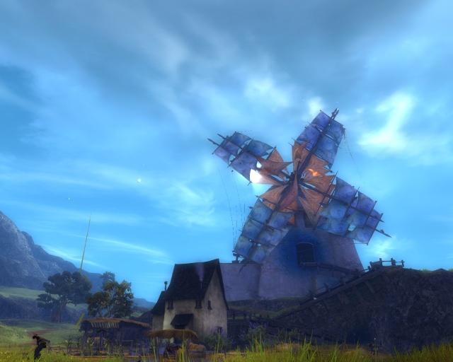 Guild Wars 2: Мир вокруг нас