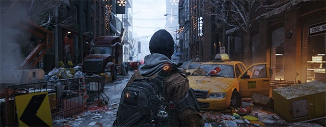 неММО: MMO-индустрия: Блог им. Precursor: Tom Clancy's The Division