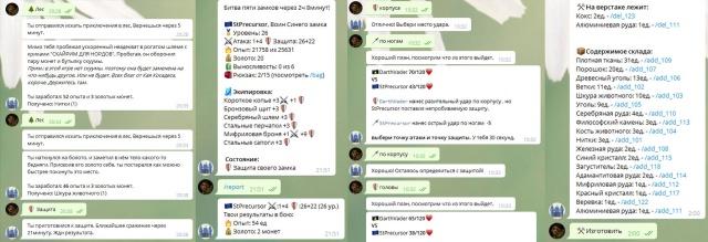 Текстовые игры: ChatWars – как текстовые ММОRPG напоминают нам о сути ММО