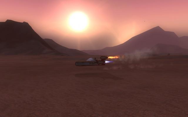 Star Wars Galaxies: Будни артизана: часть 2-ая