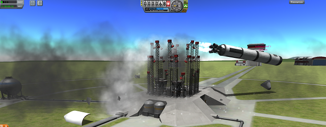 Kerbal Space Program: Один полёт из сотни