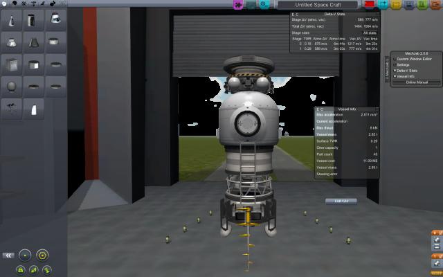 Блог им. ShermanH: Kerbal Space Program: Финальный вариант ЛК.