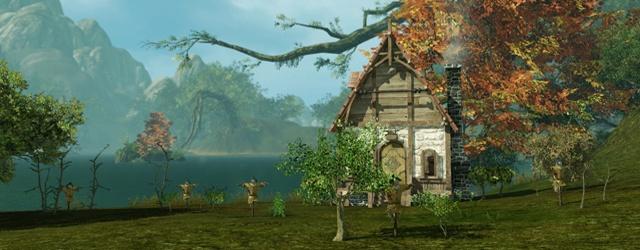 ArcheAge: Блог им. Carduus: Дом, который построил незнакомец