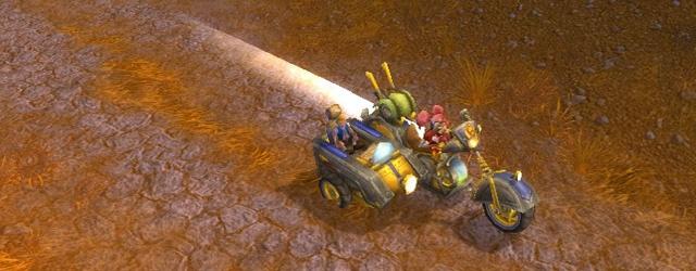 World of Warcraft: Чопперы для всех, даром*, и пусть никто** не уйдет обиженный!
