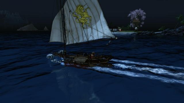ArcheAge: Будь бдителен и озирайся, здесь, в море, каждый тебе враг