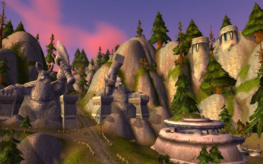 World of Warcraft: Дивный старый мир