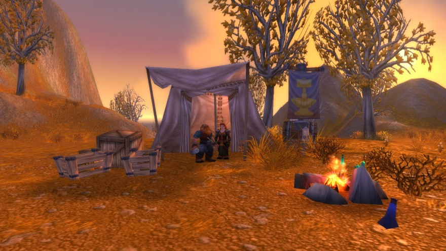 World of Warcraft: Взболтать, но не смешивать