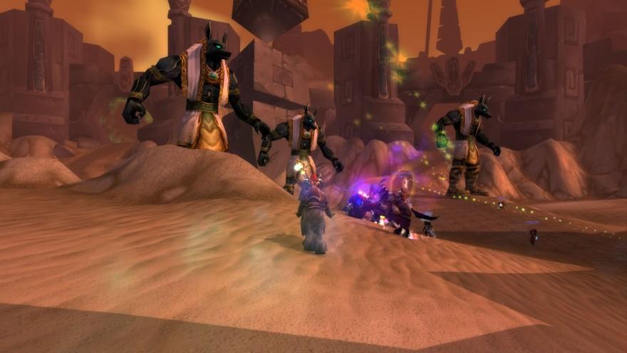 World of Warcraft: Мои полтора года в мире самой зеленой травы (и военного ремесла)
