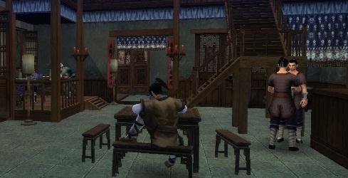 Легенды Кунг-Фу: Первый взгляд изнутри