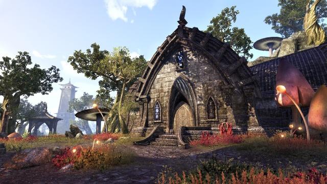 The Elder Scrolls Online: дом3