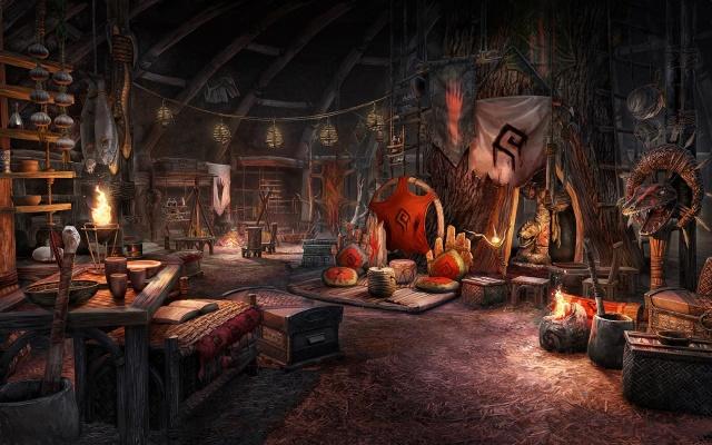 The Elder Scrolls Online: мебель2