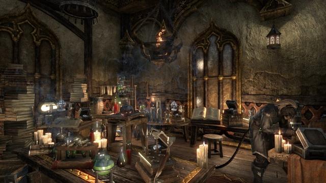 The Elder Scrolls Online: мебель3
