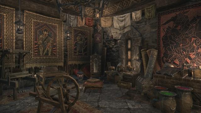 The Elder Scrolls Online: мебель1