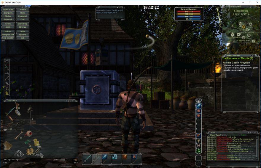 DarkFall: сейф