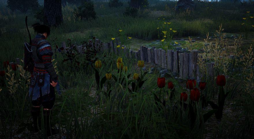Зеркало для героя: Простой рецепт от thv: о цветах и ветре.
