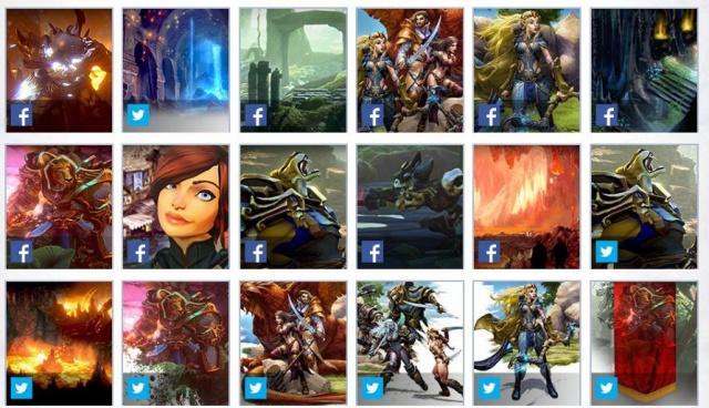 EverQuest Next: Аватарки