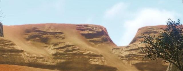 ArcheAge: ЗБТ в желто-коричневых тонах