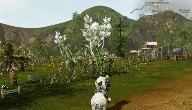 ArcheAge: ЗБТ в зелено-коричневых тонах