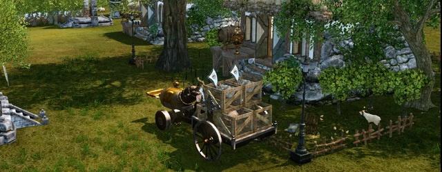 ArcheAge: Я и мой трактор. Добрые сказки.