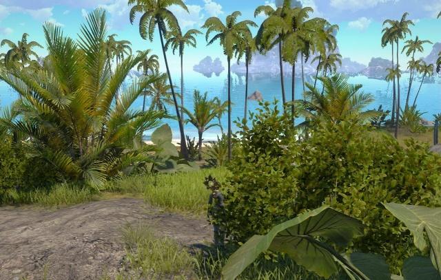 Skyforge: Остров мечты