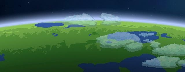 Starbound: На неведомых дорожках ч.1 Негостеприимная планета