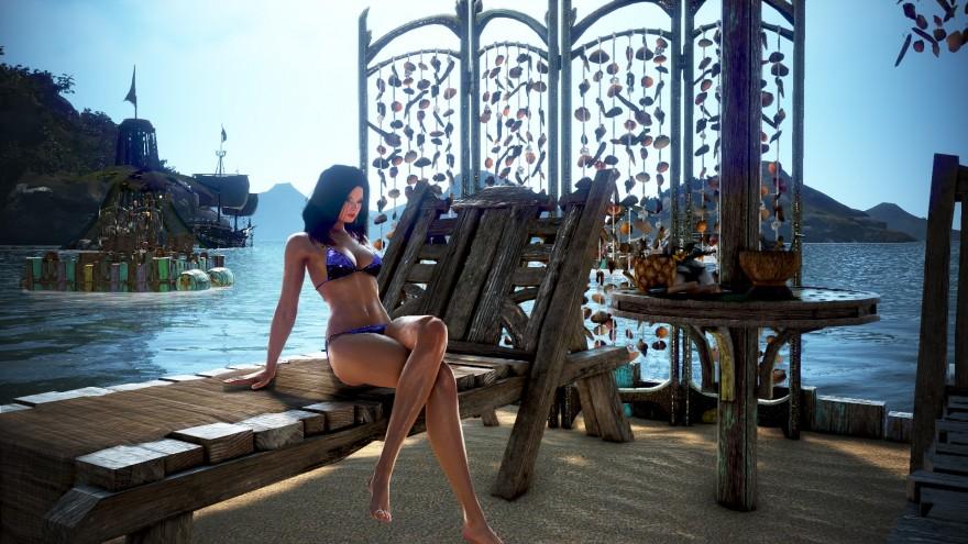 Black Desert: Привет с курорта Термиан!