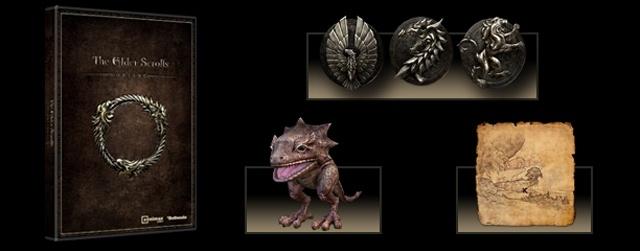 The Elder Scrolls Online: MMO-индустрия: Предзаказ манускриптов открыт!