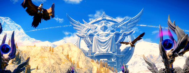 Skyforge: №10. Поспорили
