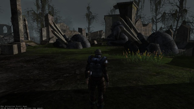 DarkFall: Ехал гоблин через реку...