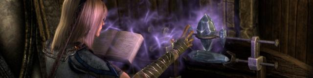 The Elder Scrolls Online: Свиткокрафт