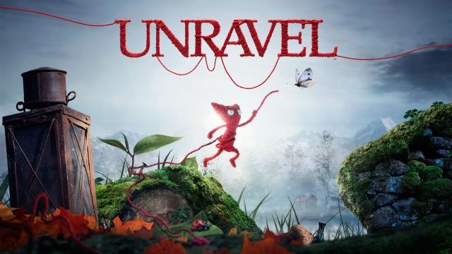 [Игры для детей] Unravel