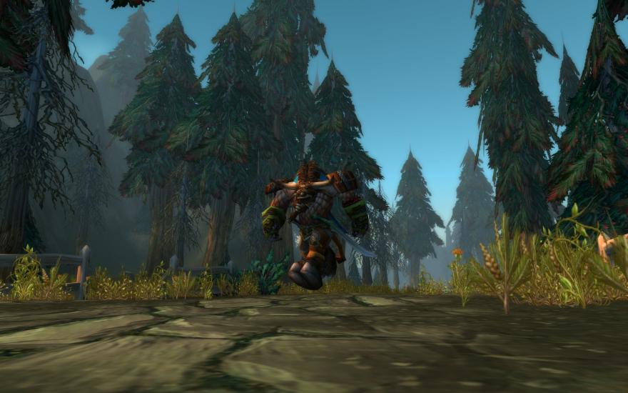 World of Warcraft: Дауншифтинг и слоупочество как методы противодействия игровому выгоранию