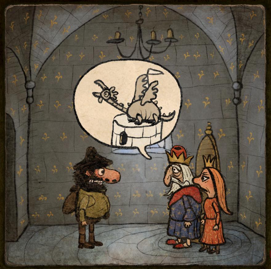 неММО: Как казак речку переплывал