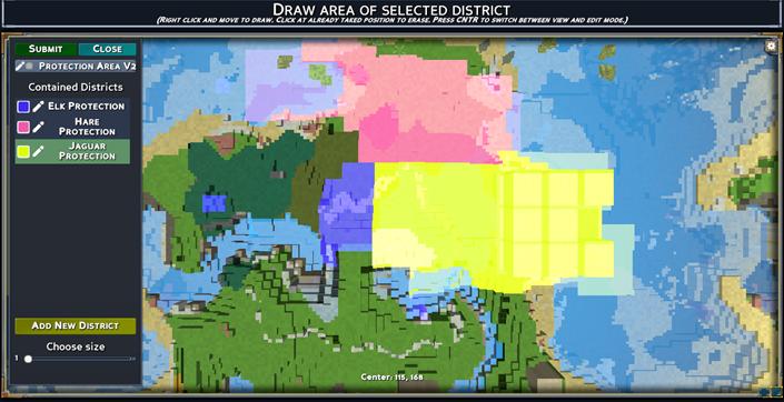 Блог им. ky0uraku: Девблог Eco 9.0: Районы