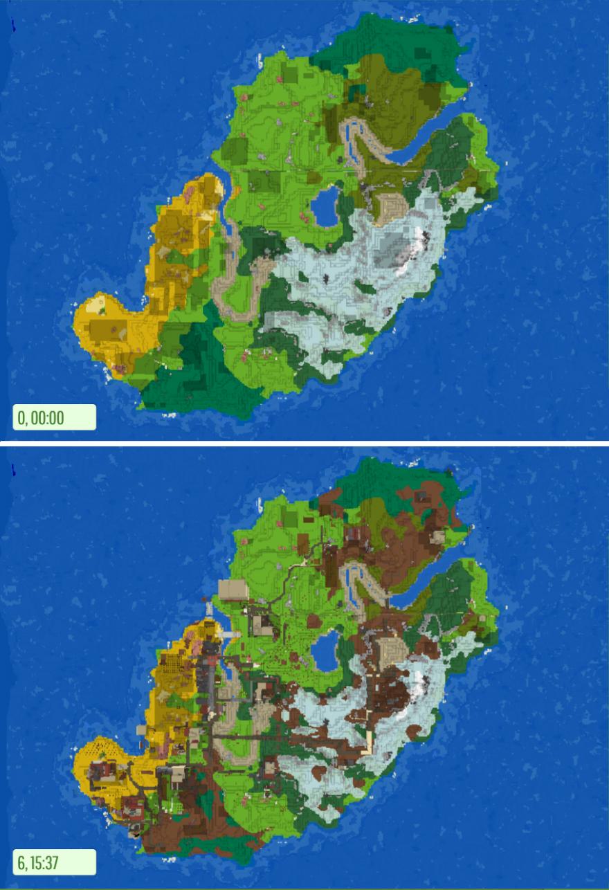 Eco: Блог им. ky0uraku: Остров Пасхи-2: дайджест первой недели