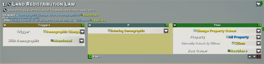 Блог им. ky0uraku: Девблог Eco 9.0: Демография и Дотации