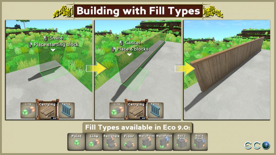 Блог им. ky0uraku: Девблог Eco 9.0: Строительство и молоток
