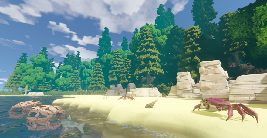 Блог им. ky0uraku: Девблог Eco 9.0: Новые животные