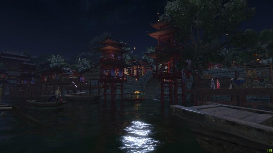 Justice Online: Путешествие в Древний Китай