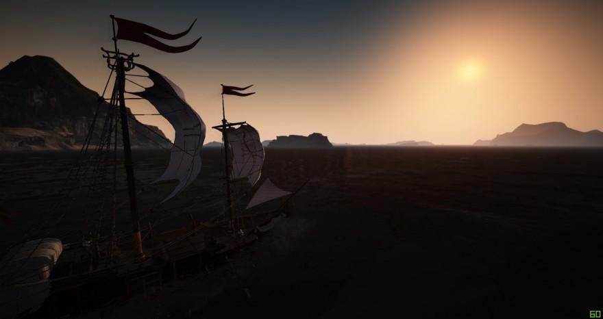 Black Desert: Под толщею воды