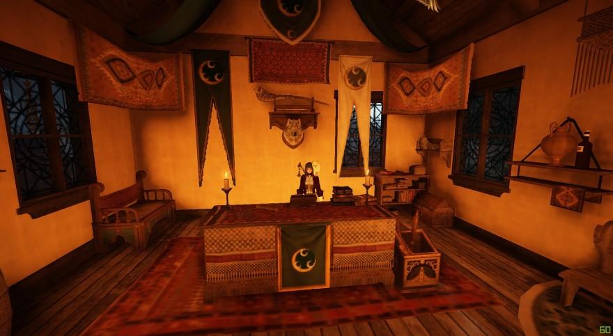 Black Desert: Клановые механики: клан-холлы