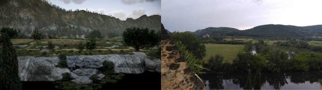 Black Desert: Замки: Хидель - прототип Бенака
