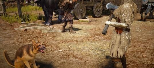 Black Desert: Клановые механики: лошади, топоры, маскировка